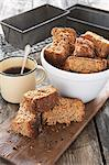 Traditional Karoo cooking. Bran rusks Stock Photo - Premium Royalty-Freenull, Code: 682-05977589