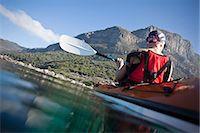 Kayaking, Boulders, Simons Town, South Africa Stock Photo - Premium Royalty-Freenull, Code: 682-05977737