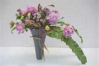 exhibition - Flower arrangement Stock Photo - Premium Rights-Managednull, Code: 855-05981587