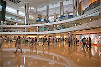 people on mall - City Plaza, Taikoo Shing, Hong Kong Stock Photo - Premium Rights-Managednull, Code: 855-05981602