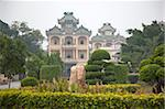 Li Garden, Daiolou of Majianglong Village, Kaiping, Guangdong Province, China Stock Photo - Premium Rights-Managed, Artist: Oriental Touch, Code: 855-05982823
