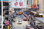 Busy street, Mongkok, Hong Kong Stock Photo - Premium Rights-Managed, Artist: Oriental Touch, Code: 855-05983385