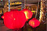 Lanterns decoration at Civic Square, Element, Hong Kong Stock Photo - Premium Rights-Managed, Artist: Oriental Touch, Code: 855-05984452
