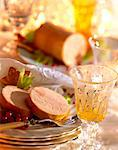 Foie gras for party Stock Photo - Premium Rights-Managed, Artist: Photocuisine, Code: 825-05985141