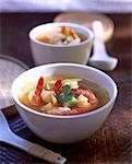 chinese prawn soup Stock Photo - Premium Rights-Managed, Artist: Photocuisine, Code: 825-05985664