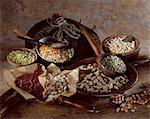 selection of pulses Stock Photo - Premium Rights-Managed, Artist: Photocuisine, Code: 825-05985813