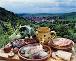 Alsace cuisine Stock Photo - Premium Rights-Managed, Artist: Photocuisine, Code: 825-05986623