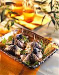 Stuffed sardines Stock Photo - Premium Rights-Managed, Artist: Photocuisine, Code: 825-05986779