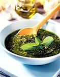 pesto Stock Photo - Premium Rights-Managed, Artist: Photocuisine, Code: 825-05986997