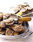 oysters Stock Photo - Premium Rights-Managed, Artist: Photocuisine, Code: 825-05987012