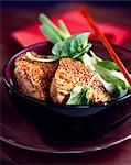 Tuna with sesame seeds Stock Photo - Premium Rights-Managed, Artist: Photocuisine, Code: 825-05987093