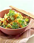 Asian tabouleh Stock Photo - Premium Rights-Managed, Artist: Photocuisine, Code: 825-05987499