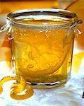 orange jam Stock Photo - Premium Rights-Managed, Artist: Photocuisine, Code: 825-05987617