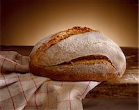 loaf of bread Stock Photo - Premium Rights-Managednull, Code: 825-05987621