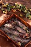 Marinated trout Stock Photo - Premium Rights-Managed, Artist: Photocuisine, Code: 825-05988060