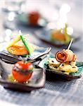 Appetizers Stock Photo - Premium Rights-Managed, Artist: Photocuisine, Code: 825-05988280