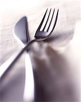 fork - Cutlery Stock Photo - Premium Rights-Managednull, Code: 825-05988795