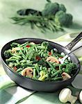 Pan-fried vegetables Stock Photo - Premium Rights-Managed, Artist: Photocuisine, Code: 825-05988874
