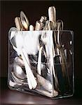 Cutlery Stock Photo - Premium Rights-Managed, Artist: Photocuisine, Code: 825-05989355