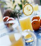 Orange juice Stock Photo - Premium Rights-Managed, Artist: Photocuisine, Code: 825-05989409
