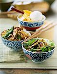 Asian meal Stock Photo - Premium Rights-Managed, Artist: Photocuisine, Code: 825-05989583
