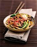 beef sukiyaki Stock Photo - Premium Rights-Managed, Artist: Photocuisine, Code: 825-05989856