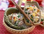 cantonese rice Stock Photo - Premium Rights-Managed, Artist: Photocuisine, Code: 825-05989859