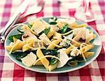 four cheese penne with vegetables Stock Photo - Premium Rights-Managed, Artist: Photocuisine, Code: 825-05990606