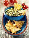 guacamole Stock Photo - Premium Rights-Managed, Artist: Photocuisine, Code: 825-05990948