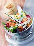 nordic salad Stock Photo - Premium Rights-Managed, Artist: Photocuisine, Code: 825-05991011