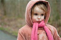 sad girls - Little girl making face, portrait Stock Photo - Premium Royalty-Freenull, Code: 632-05991475