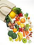 Fruit and vegetables. Stock Photo - Premium Royalty-Free, Artist: Cultura RM, Code: 679-05996537