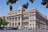 people in argentina - The Supreme Court, Palacio de Tribunales, beside Plaza Lavalle. The cornerstone of this Greco-Roman architectural style building was laid in 1904. Stock Photo - Premium Rights-Managednull, Code: 862-05996682