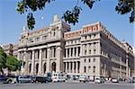 The Supreme Court, Palacio de Tribunales, beside Plaza Lavalle. The cornerstone of this Greco-Roman architectural style building was laid in 1904. Stock Photo - Premium Rights-Managed, Artist: AWL Images, Code: 862-05996682