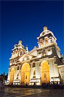 people in argentina - South America, Argentina, Cordoba Cathedral at night Stock Photo - Premium Rights-Managednull, Code: 862-05996739