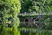 Minnenwater Park in the downtown of Bruges, Flanders, Belgium Stock Photo - Premium Rights-Managednull, Code: 862-05996837