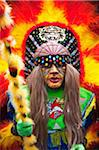 South America, Bolivia, Oruro, Oruro Carnival, Man in costume Stock Photo - Premium Rights-Managed, Artist: AWL Images, Code: 862-05997072