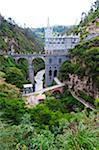 South America, Colombia, Ipiales, Santuario de las Lajas Stock Photo - Premium Rights-Managed, Artist: AWL Images, Code: 862-05997288