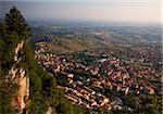 Europe, San Marino. Detail of Monte Titano Stock Photo - Premium Rights-Managed, Artist: AWL Images, Code: 862-05998228