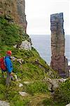 Old Man of Hoy, Orkney Island, Scotland Stock Photo - Premium Rights-Managed, Artist: AWL Images, Code: 862-05999065