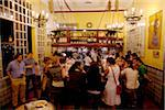 Spain, Andalusia, Seville; Tapas bar and traditional food outlet Stock Photo - Premium Rights-Managed, Artist: AWL Images, Code: 862-05999221
