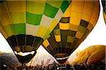 Air balloon Festival in Igualada, Barcelona, Spain Stock Photo - Premium Rights-Managed, Artist: AWL Images, Code: 862-05999383