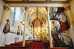 U.S.A., New Mexico, Loretto Chapel Stock Photo - Premium Rights-Managed, Artist: AWL Images, Code: 862-05999632
