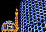 U.S.A., Nevada, Las Vegas, Paris and Planet Hollywood Stock Photo - Premium Rights-Managed, Artist: AWL Images, Code: 862-05999656