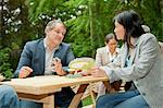 Business people talking in meeting Stock Photo - Premium Royalty-Free, Artist: Cultura RM, Code: 649-06000586