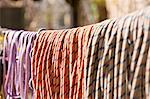 Close up of climbing ropes on line Stock Photo - Premium Royalty-Free, Artist: CulturaRM, Code: 649-06001921