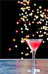 Cosmopolitan cocktail Stock Photo - Premium Royalty-Free, Artist: Glowimages, Code: 614-06002071