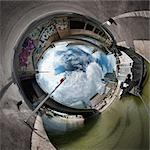 Stereographic image in Vienna, Austria Stock Photo - Premium Royalty-Free, Artist: Garreau Designs, Code: 614-06002167