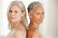Portrait of senior and mature women Stock Photo - Premium Royalty-Freenull, Code: 614-06002286