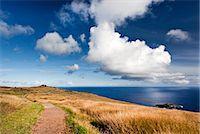 Easter island, polynesia Stock Photo - Premium Royalty-Freenull, Code: 614-06002481